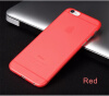 1pcs Matte Transparent Ultra-thin Back Case For iPhone X 8 7 6 Protective Cover Skin Shell sldpj stylish ultra thin protective pu leather case cover w visual window for iphone 4 4s red