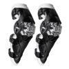 Мотоцикл Защитный kneepad Мотоцикл Колено Protector Мотокросс Racing MX Гвардейские локтевые колодки Защитная защита кираса kneepad 089 ky 089ky 089ky
