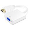 Capshi HDMI HD VGA конвертер не преобразование с адаптером VGA кабель линия порта адаптера PC паразитарным пункту не аудиопорт кабель vga hdmi в нижнем новгороде