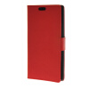 MOONCASE Simple Leather Flip Wallet Card Slot Stand Back чехол для LG G4 Red luxury stand flip