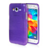 MOONCASE Soft Flexible Silicone Gel TPU Skin Shell Back ЧЕХОЛ ДЛЯ Samsung Galaxy Grand Prime G530H Purple mooncase s line soft flexible silicone gel tpu skin shell back чехол для htc one m9 blue