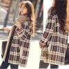 мода давно кофта вязаная корейских женщин в свободную пальто вязаные свитера кофта томилочка мода тм кофточка