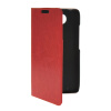 MOONCASE Slim Leather Side Flip Wallet Card Slot Pouch Stand Shell Back ЧЕХОЛ ДЛЯ Motorola Moto Droid Turbo XT1254 Red mooncase classic cross pattern leather side flip wallet card pouch stand soft shell back чехол для motorola moto g black