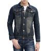 zogaa новую мужскую куртку, джинсы надеть стирки