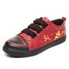 Вышитые красные туфли, мужская обувь,Повседневная обувь мужская обувь