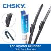 CHSKY Автомобильный стеклоочиститель для Toyota 4Runner 1989 до NOW Автомобильный салфеткой Автоматический стеклоочиститель для автомобильных стекол