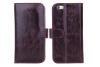 Оригинал Многофункциональный Полный защитный кожаный чехол с минисумкой для iphone 6 s plus