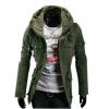zogaa новые осенние и зимние мужские куртки, случайные