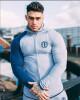 Мышцы д-р тренд мужские спортивные с капюшоном пальто тренировки тренировки Толстовки Толстовки