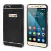 MOONCASE Huawei 4X Случай 2 В 1 жесткий бампер вставить обложка чехол для Huawei Honor 4X черный