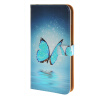 MOONCASE чехол для Microsoft Lumia 640 XL Pattern series Leather Flip Wallet Card Slot Stand Back Cover клип кейс mozo back cover для microsoft lumia 550