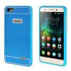 MOONCASE Huawei 4C Случай 2 В 1 жесткий бампер вставить обложка чехол для Huawei Honor 4C синий commax wi 4c в ногинске