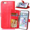MOONCASE чехол для Apple, iPhone 4/4S/ 5/5S 6/6s /6 Plus/ 6s Plus Фолио Флип Слот кожаный бумажник карты и складная подставка Feature крышки мешка lacywear s 6 vzv