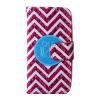 MOONCASE для Samsung Galaxy S3 Mini I8190  кожаный чехол держатель кошелек флип-карты с Kickstand Чехол обложка No.A12