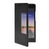 MOONCASE Окно просмотра Кожа Флип сторона Чехол Подставка Оболочка задняя крышка Крышка для Huawei Ascend P7 Черный чехол для iphone 5 глянцевый с полной запечаткой printio винтаж