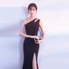 Банкетные вечерние платья Длинные осени Зима Slim Fashion Fishtail Dresses Хозяйка вечерние платья в старом осколе
