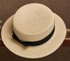 оптовые солнечные плоские соломенные шляпы шляпы шляпы шляпы девушки лук летние шляпы для женщин пляж плоские панама соломенная шляпа chapeau femme шляпы тамара турьянова шляпа березка
