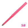 Про розовый 1х прочный Водонепроницаемый Карандаш для бровей порошок бровь вкладыш макияж инструменты janod пазл вкладыш цирк