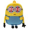 Большие глаза очаровательные желтые люди Гадкий я Миньоны плюшевые игрушки милый мультфильм подарок на день рождения идеи b0b очки рюкзак mymei 1 комплект 12шт набор гадкий я 2 миньоны рисунок игрушки в розницу 96408