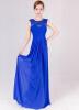 Robe De Soiree 2018 Tulle Pearls Длинные вечерние платья Элегантные платья для выпускного вечера на шею вечерние платья в старом осколе