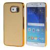 MOONCASE Litchi Skin золото Chrome Hard Back чехол для Cover Samsung Galaxy S6 золото mooncase litchi skin золото chrome hard back чехол для cover lg g4 браун