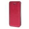 все цены на MOONCASE Premium PU Flip Leather Wallet Card Pouch Back чехол для Cover Apple iPhone 5 / 5G / 5S ярко розовый