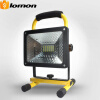 36 LED Flood Lights Waterproof 30W LED Floodlight Portable SpotLights Rechargeable Outdoor LED TOOL Work Emergency light 20w 2hours rechargeable led portable spotlight ac110 240v led outdoor emergency integrated floodlight