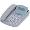 Connaught (CHINO-E) C028 возможностью поворота / Свободная батарея / добавочные стационарный телефон в офисе / дома стационарный телефон / стационарный фиксированный телефон серый