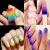 8шт Новая женщина салон ногтей макияж маникюр губки для акриловых ногтей искусство аксессуар аксессуар maglite magcharger re2019r re4019r re5019r arxx215