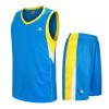 2018 Новый мужской баскетбол Джерси устанавливает комплекты униформу Взрослая спортивная одежда Дышащие баскетбольные майки рубашки шорты DIY Custom