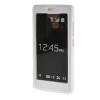 MOONCASE Huawei Honor 7 чехол для Full Screen View Leather Flip Pouch Bracket Back Cover White huawei smart cover чехол для honor 5x white