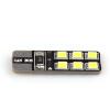 В T10 12SMD 2835 чип 2.4 W автомобиля светодиодные лампы авто освещение салона белое canbus Лампа пав резонаторы smd в харькове