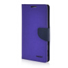 MOONCASE Cross pattern Leather Wallet Flip Card Slot Pouch Stand Shell Back ЧЕХОЛДЛЯ Sony Xperia T3 Purple чехол вертикальный откидной для sony xperia t3 синий armorjacket