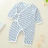 Одежда для новорожденных Детская одежда для девочек Хлопок Boy Romper с длинным рукавом Bodysuit 3 6 месяцев Одежда для пижамы