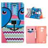 MOONCASE ЧЕХОЛДЛЯ Huawei Ascend Mate 7 Flip PU Leather Fold Wallet Card Slot Kickstand Back [Pattern series] /a05