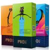 Mio презерватив Плотное прилегание Маленький по размеру 24 шт. Подарить вибращионное кольцо mingliu презерватив 30 шт маленький по размеру секс игрушки для взрослых
