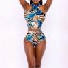 женщины Горячая продажа леопарда юбка купальник