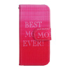 MOONCASE чехол для iPhone 5G / 5S Флип PU кожаный бумажник Складная подставка Feature Чехол обложка No.A03 mooncase чехол для iphone 5g 5s флип pu кожаный бумажник складная подставка feature чехол обложка no a10