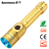 Zoom LED Flashlight Red Green Light Handy Portable Light Olight Telescopic Torch Outdoors Rechargeable Torchlight white purple yellow light led flashlight stainless steel torch 18650 rechargeable uv torch olight jade identification