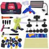 Супер PDR набор инструментов вмятина белый светодиодный отражатель вмятина ремонт инструмент набор для автомобиля ручной набор