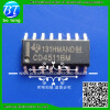 200PCS free shipping Chip CD4511BM CD4511 BCD to 7 segment latch / decoder / driver SOP-16 холодильник bcd 102d