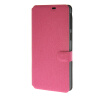 MOONCASE Ultra thin matte surface Leather Wallet Flip Card Slot Holster Pouch Stand Back чехол для HTC Desire 826 Hot pink htc desire 650