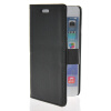 MOONCASE Slim Leather Side Flip Wallet Card Slot Pouch Stand Back чехол для Apple iPhone 6 ( 4.7 inch ) Black luxury stand flip