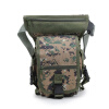 Портативная сумка для мужчин с сумкой с сумкой для денег Повседневная одежда для мужчин Холст для бедер с капюшоном для военных мотоциклов Многофункциональные сумки одежда для мужчин