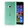 MOONCASE Candy colors Soft Flexible Silicone Gel TPU Skin Shell Back ЧЕХОЛДЛЯ Microsoft Lumia 535 Azure аксессуар чехол microsoft lumia 650 cojess tpu 0 3mm grey