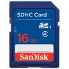 Карта памяти SanDisk (SanDisk) 16GB SDHC Class4 SD карты yinglite 22 слота rose чехол для карты памяти sd card memory карты памяти чехол держатель карты sd случай