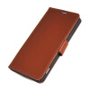 MOONCASE High quality Leather Side Flip Wallet Card Slot Pouch Stand Shell Back ЧЕХОЛДЛЯ Sony Xperia Z2 Brown mooncase high quality leather wallet flip card slot pouch stand shell back чехолдля lg l80 brown