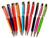 универсальный емкостной стилус трогать ручку для iPhone iPad Tablet PC Free Shipping / много 20pcs сотовый телефон панель для планшета ipad 3 4 ipad3 ipad4 1piece for ipad 3 4