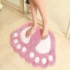 Коврик для ванной без скольжения Большие ноги Душевые коврики для душа Коврик для ковров Абсорбирующий коврик для пола (40 * 60 коврик для ванной ikea 001 768 10