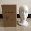 пена манекен женской головы белые женщины манекен для отображения головы парик - пены манекен манекена голову модель парик волосы, обмененные головы